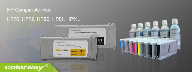 Compatible Ink Cartridge for HP Printer